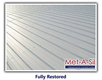 AWS Met-A-Sil Roofing System
